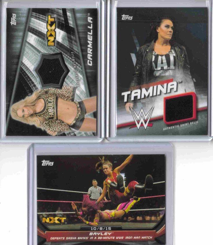 2016 Topps WWE Divas Revolution Bayley Vs Sansha Banks Best Matches Card #39/50 - http://bestsellerlist.co.uk/2016-topps-wwe-divas-revolution-bayley-vs-sansha-banks-best-matches-card-3950/
