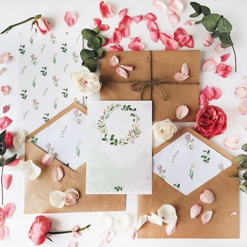 Here's a guide for properly addressing and assembling your wedding invitations.