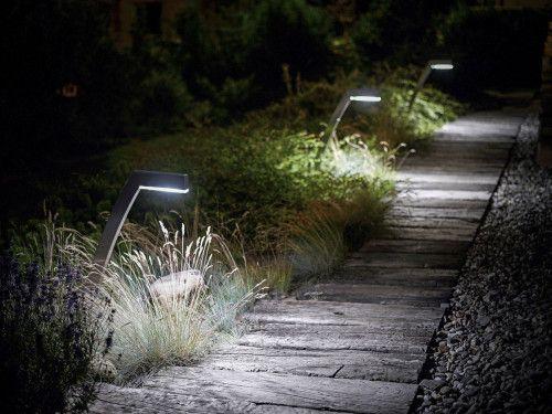 borne d eclairage de jardin a led 57925 3777961 landscapes pinterest design and articles. Black Bedroom Furniture Sets. Home Design Ideas