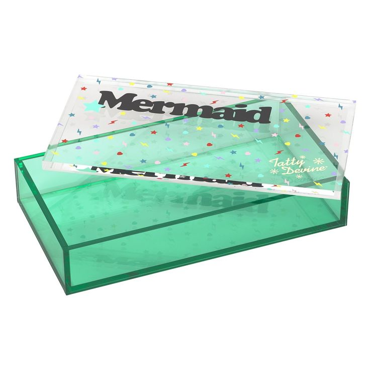 Tatty Devine – Mermaid Jewellery Box