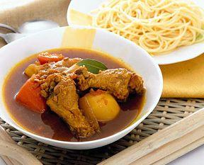 スープカレー&パスタ|日清製粉グループ