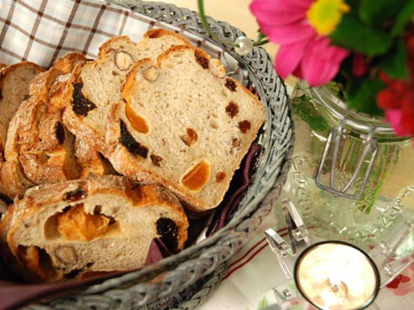 Leilas frukt- och nötbröd