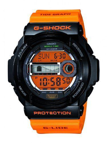 Casio G-Shock GLX-150-4ER G Shock Watch Armbanduhr Uhr http://watchesforsaleonline.blogspot.ro/2016/01/casio-g-shock-ga-150a-watches.html #G-Shock  # GLX-150-4ER
