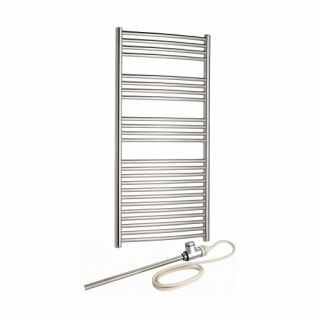 Radox Premier Dual Fuel Chrome Flat Towel Rails