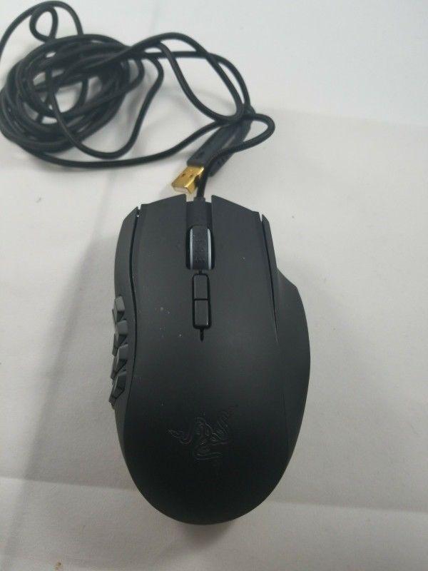 Razer Naga Chroma-Ergonomic MMO Gaming Mouse #Razer