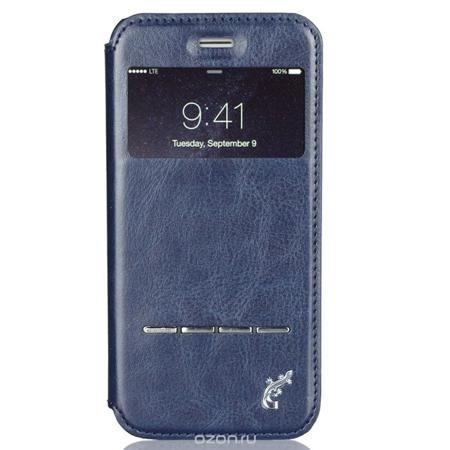 G-Case Slim Premium чехол для iPhone 6 Plus, Dark Blue  — 799 руб. —  С каждым новым поколением электронных устройств планшеты становятся технически более мощными, интеллектуальными аксессуарами с массой функций и возможностей. Однако их прочность оставляет желать лучшего. Именно поэтому нужно сразу позаботиться о защите от ударов и прочих повреждений своего гаджета и купить чехол G-Case Slim Premium для iPhone 6 Plus. Только тогда можно спать спокойно и быть уверенным в полной сохранности…