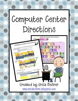 computer centerlab directions free