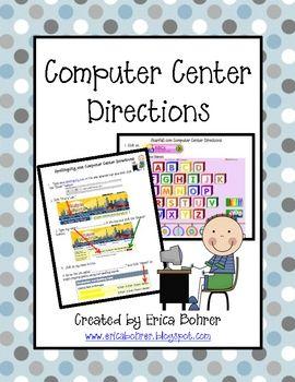 computer centerlab directions free - Wwwstarfallcom Free Download