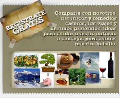 Prensa-Xpo: Todos los remedios caseros, trucos de la abuela, bricolaje, viaje y turismo, Naturaleza, cuidar tu bolsillo, recetas de cocina.