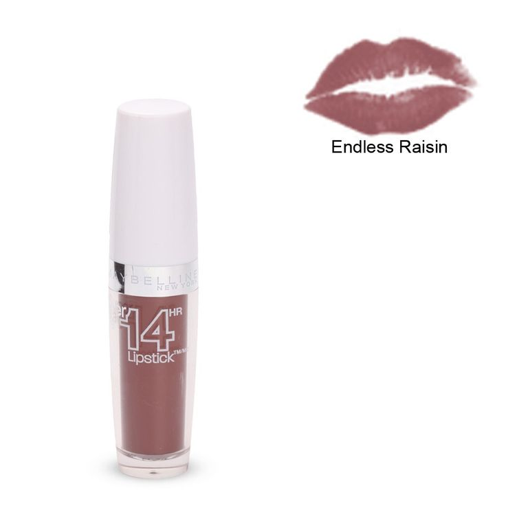 MAYBELLINE Super Stay 14hr Lipstick Your search ends here! Visit for buy:- http://khoobsurati.com/maybelline-ny/maybelline-super-stay-14hr