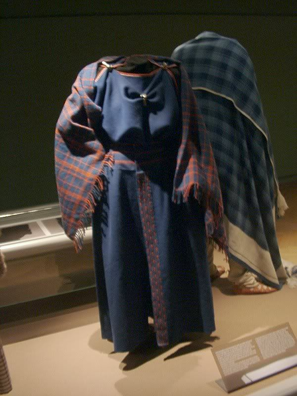 Celtic clothing reproductions