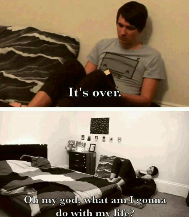 Danisnotonfire.....he knows what's up.