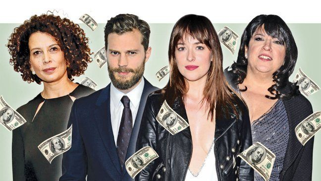 'Fifty Shades' Stars Dakota Johnson, Jamie Dornan to Seek Seven-Figure Raises for Sequel - Hollywood Reporter