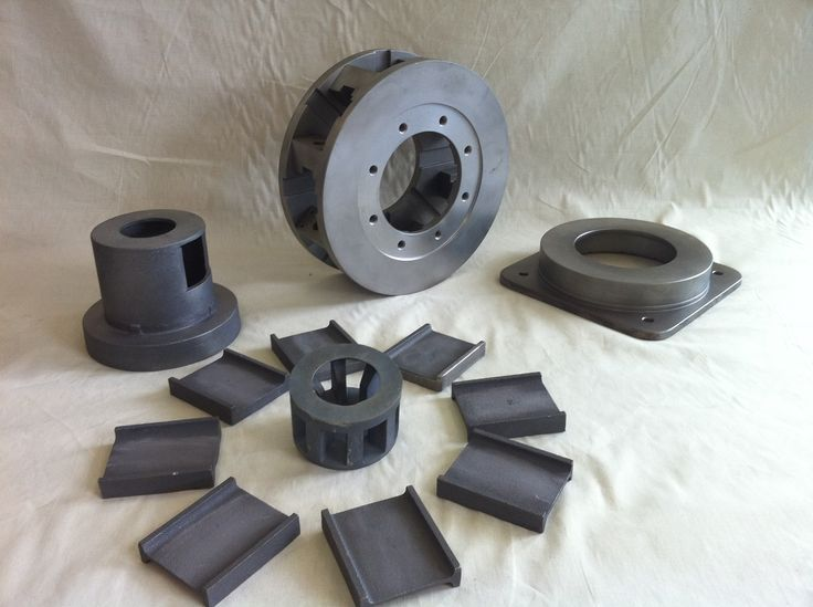 ABSS Machine Components - Wheel Machine
