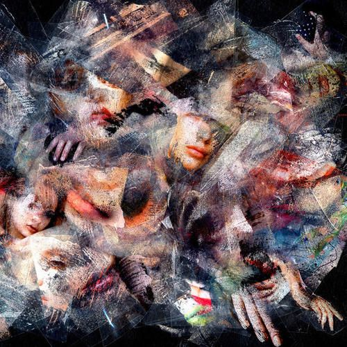 """2009.08.05 アリス九號 - 華 (初回限定盤Type-B) Alice Nine - hæ・ne """"Hana"""" (type-b Limited Edition) [King KICM-91285] artwork by Aya Sacuraco (彩櫻恋 aka 吉本彩子 Ayako Yoshimoto) #albumcover"""
