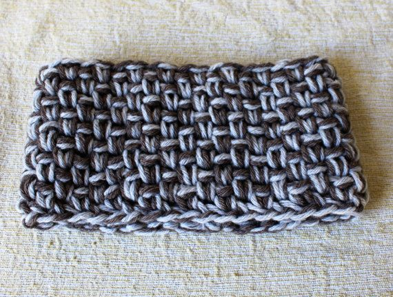 Modern cowl Mens scarves Crochet cowl Neck warmers by MariliartbyM