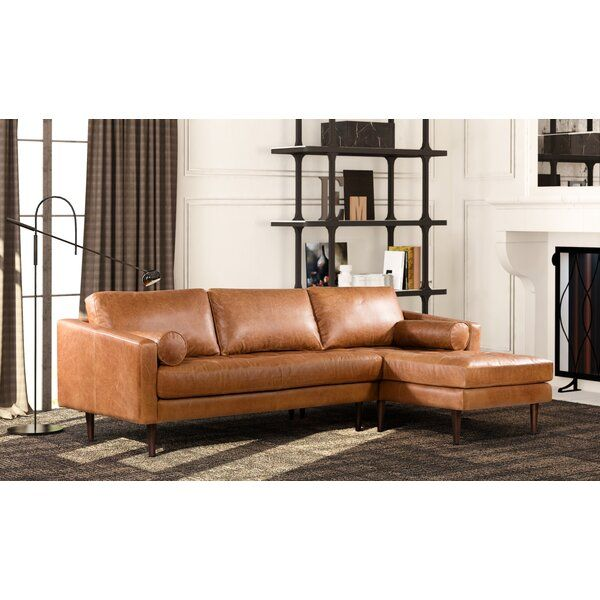 Kate Leather 104 5 Sectional Leather Sectional Sectional Sofa Sectional