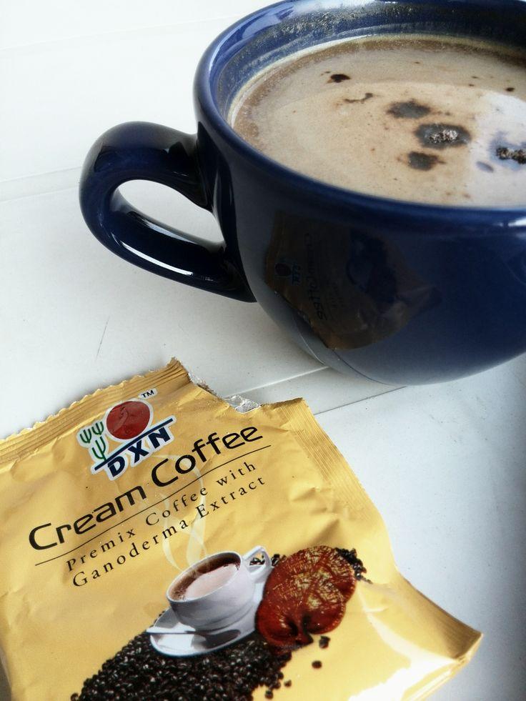DXN cream coffee mokka.dxn.hu