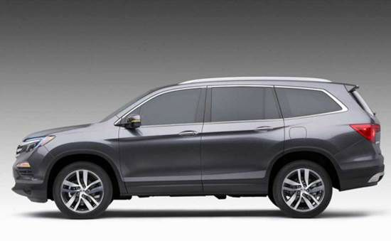 2017 Honda Pilot Carplay