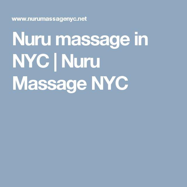 Nuru massage in NYC | Nuru Massage NYC