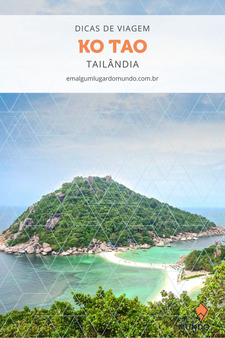 Dicas de Ko Tao na Tailândia: tudo para você curtir a natureza nessa pequena ilha. Veja todas as atividades e o que fazer em Ko Tao além de mergulho. Separe a máscara e o snorkel e boa viagem!