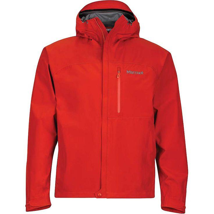 Marmot Men's Minimalist Jacket - Medium - Fox