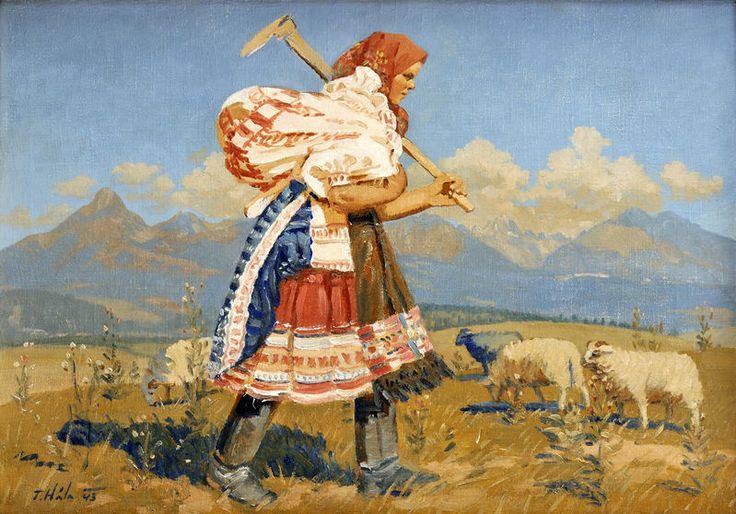 Jan Hála - In Autumn / Na jesen