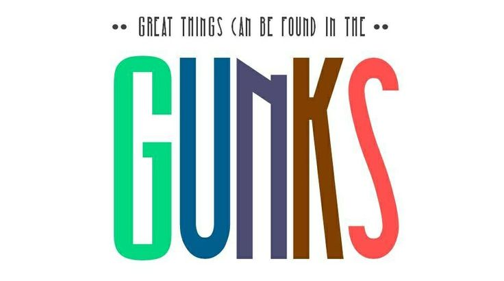 Gunks official logo