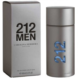 Buy 212 Men By Carolina Herrera For Men (100ml)  in India online. Free Shipping in India. Pay Cash on Delivery. Latest 212 Men By Carolina Herrera For Men (100ml)  at best prices in India.