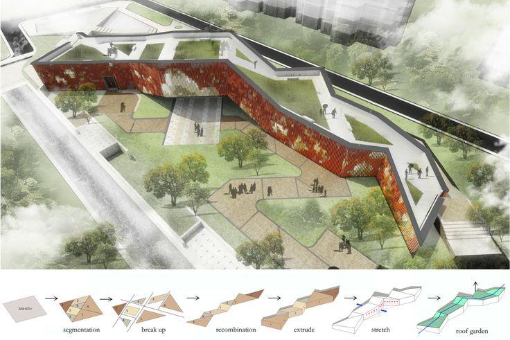 courtesy Studio 7 of Urban Architecture China