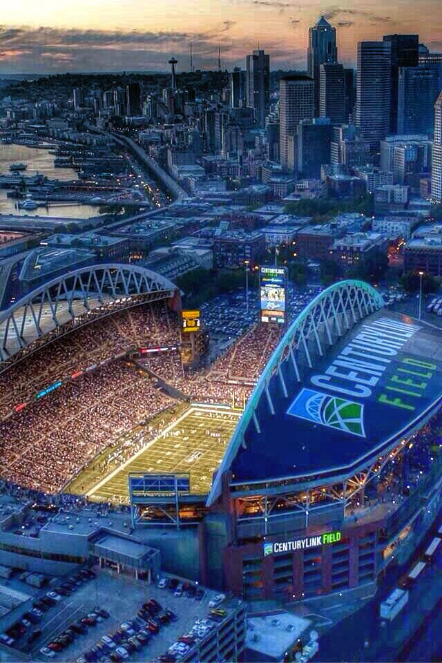 Century Link Field - Seattle, WA