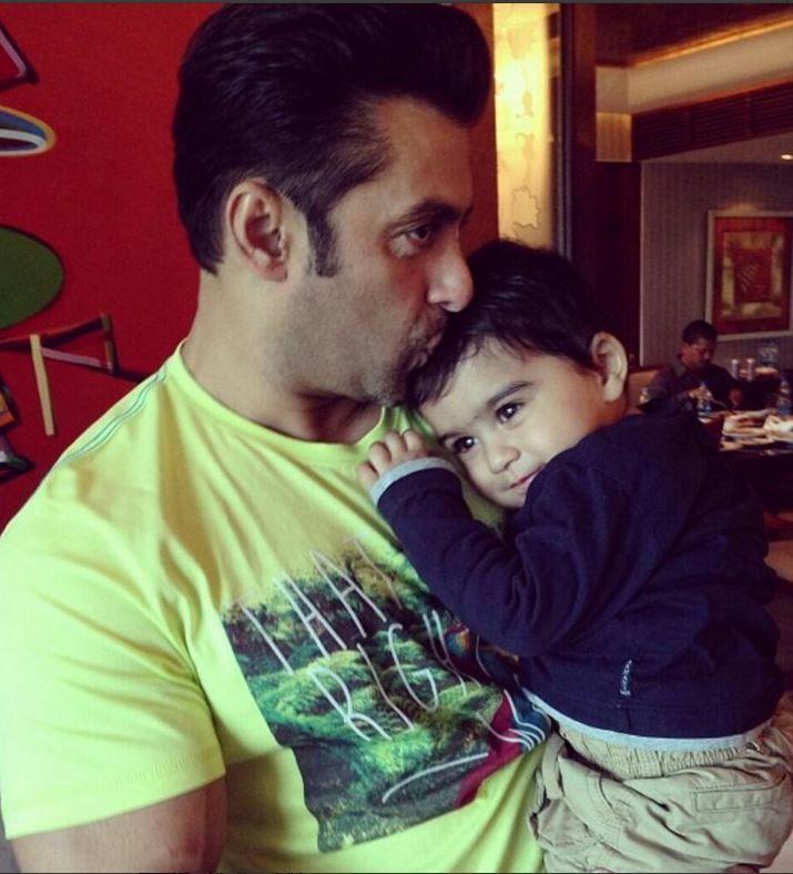 Snapped : Salman Khan