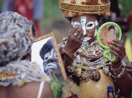 Папуа Новая Гвинея. Фото - просто шедевр