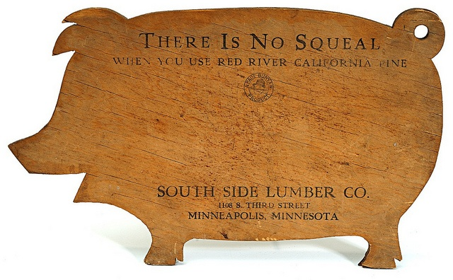 Pig Shaped Cutting Board Woodworking Projects Amp Plans