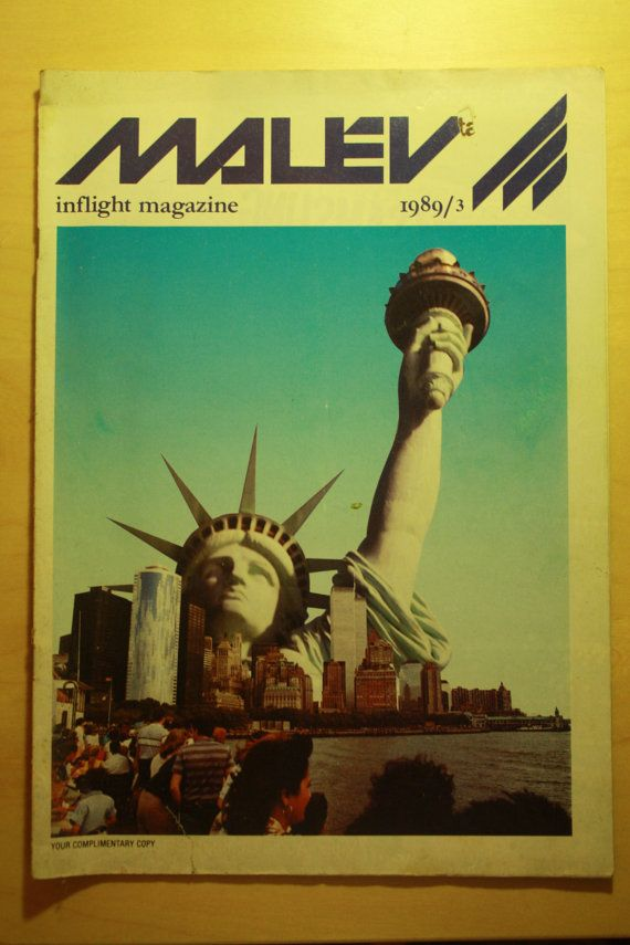 Check out this item in my Etsy shop https://www.etsy.com/listing/287418215/malev-inflight-magazine-1989