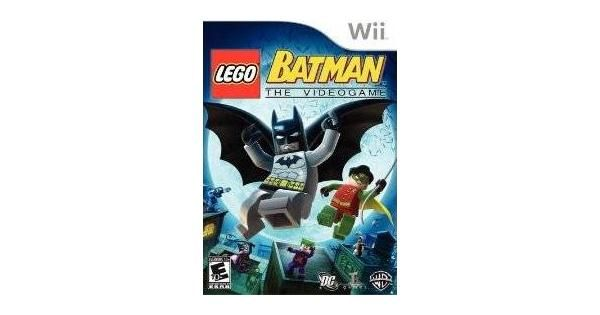 LEGO Batman: The Videogame Game Review