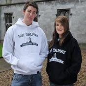 Image of NUI Galway Unisex Hoody