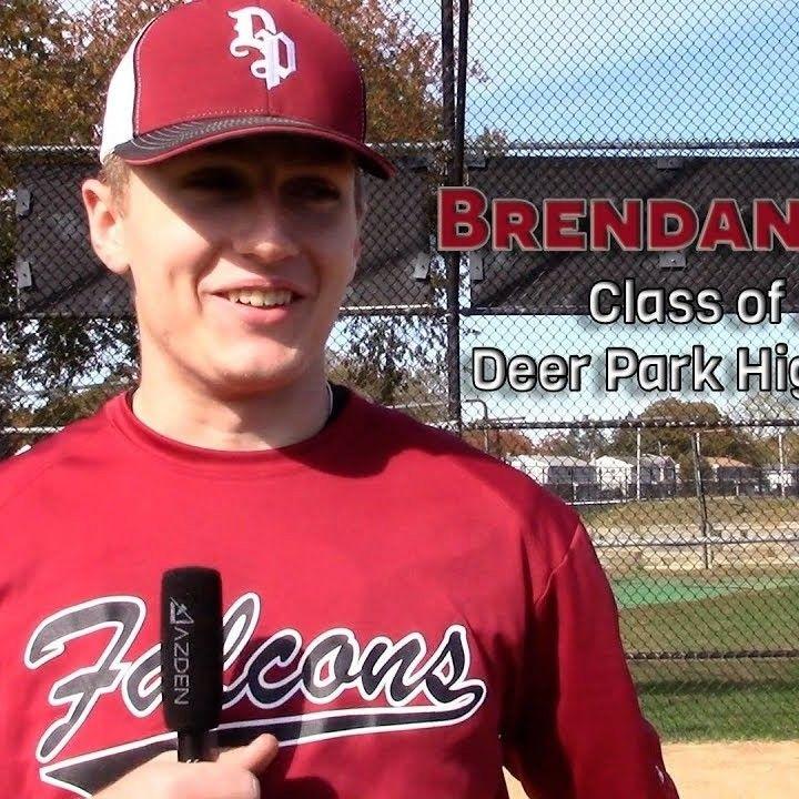 Brendan Eising Class Of 2021 College Baseball Recruiting Baseball Batting1000seminoles Bat In 2020 High School Baseball Deer Park High School College Baseball