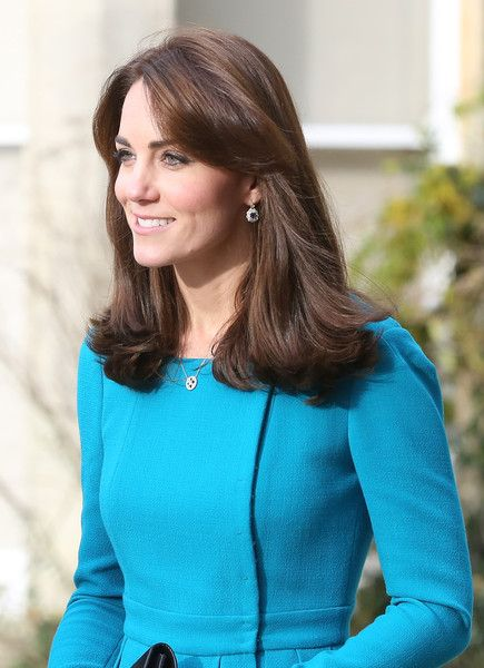Kate Middleton Photos: The Duchess Of Cambridge Visits Action On Addiction