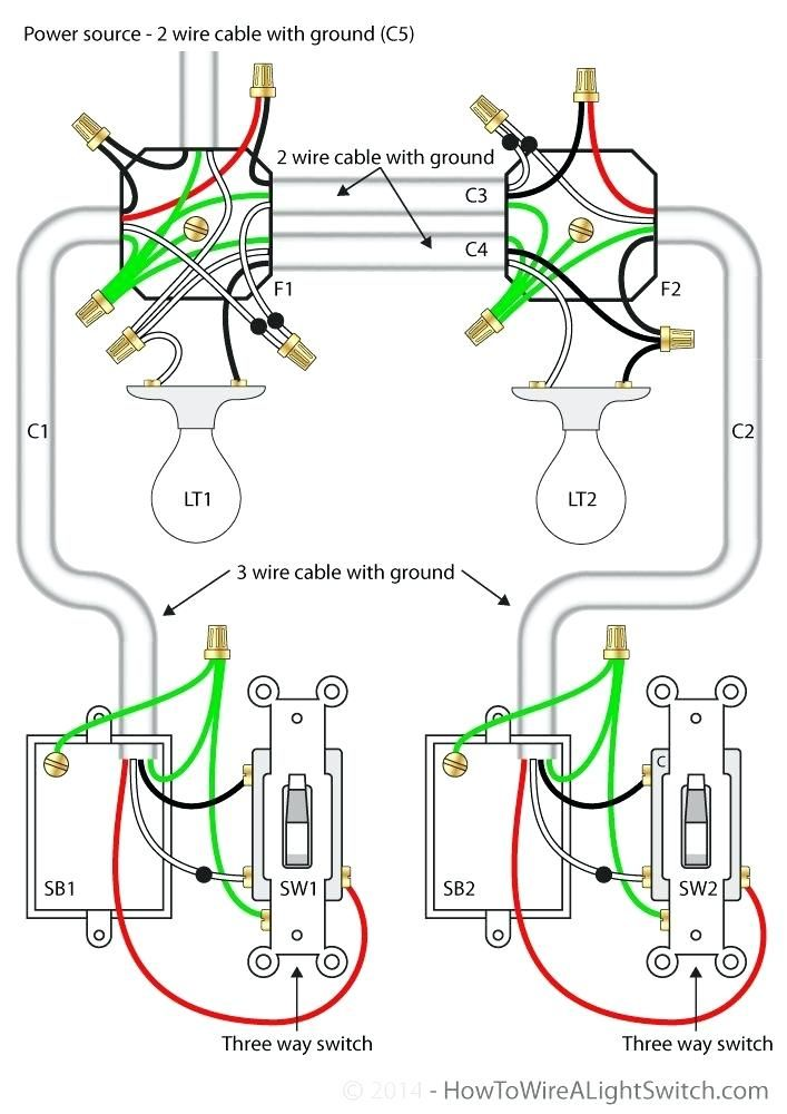 Wiring Diagram For 3 Way Switch With 4 Lights Bookingritzcarlton Info Home Electrical Wiring Light Switch Wiring Electrical Wiring