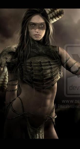 """Famous Native American Women Warriors 