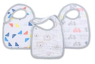 Leader of the Pack Snap Bibs @ Hello Balloons