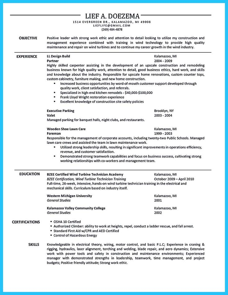9 best guy things images on Pinterest Beautiful, Construction - objective section of resume
