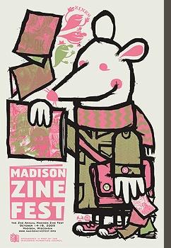 Madison Zine Fest