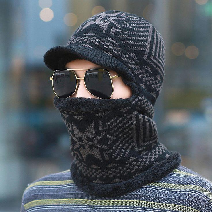 Balaclava Knitting Pattern Easy : 1000+ ideas about Knitted Balaclava on Pinterest Knit hat patterns, Knittin...