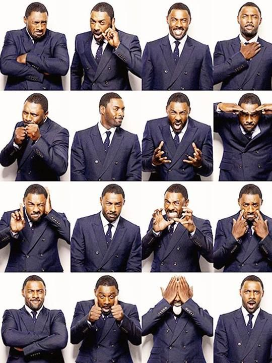 Yummy Idris Elba