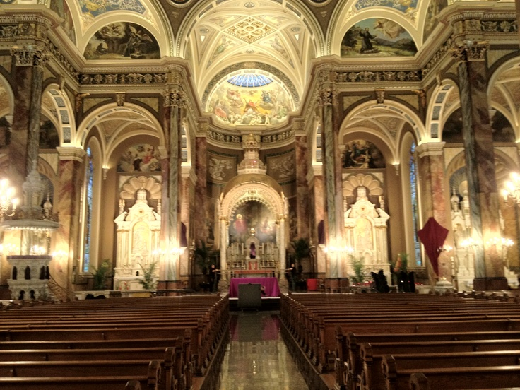 St. Josephat Basilica - Beautiful