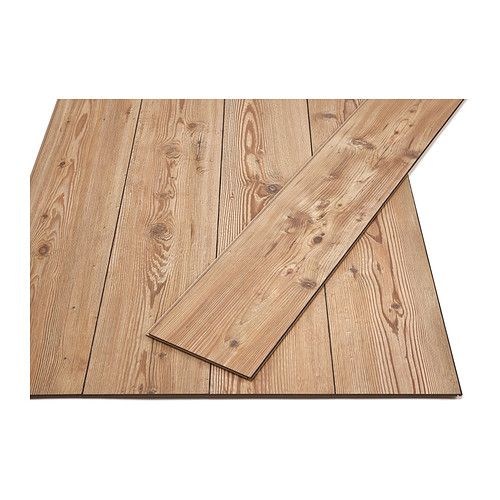 IKEA - GOLV, Laminated flooring, Laminated surface; a hardwearing floor for offices and all areas in the home except wet rooms.</t><t>Will not fade in sunlight; suitable even for rooms exposed to strong sunlight.</t><t>Flooring with click system is easy to lay; no adhesive required.