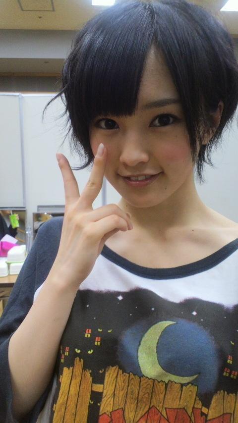 NMB48オフィシャルブログ: 山本彩 えっ http://ameblo.jp/nmb48/entry-11365130502.html