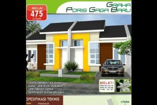 Graha Poris Gaga 80% Pembangunan On Progres